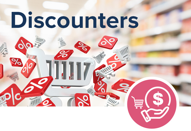 Discounters